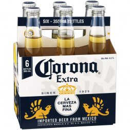 Corona 6pk Stubbies -