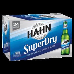 Hahn Super Dry -