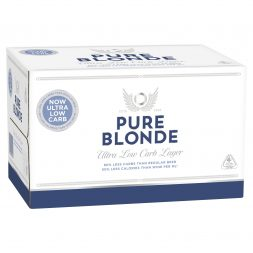 Pure Blonde Lager -
