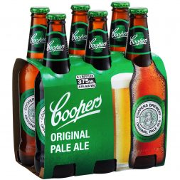 Coopers Pale Ale -