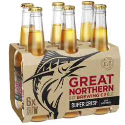 Great Northern Super Crisp -