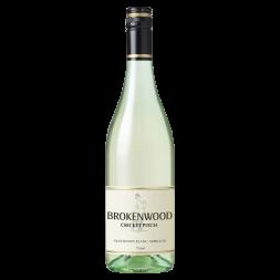 Brokenwood Cricket Pitch White -