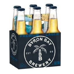 Byron Bay Lager -
