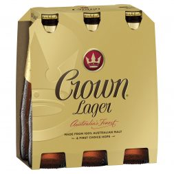 Crown Lager -