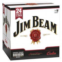 Jim Beam & Cola -