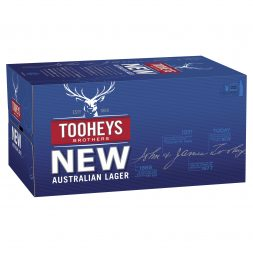 Tooheys New -