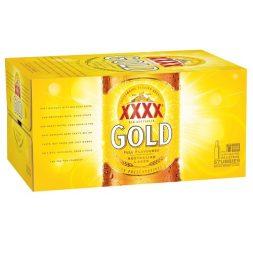 XXXX Gold -