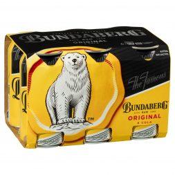 Bundaberg & Cola UP -