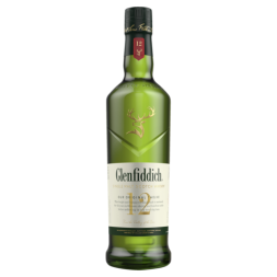Glenfiddich 12YO Scotch -