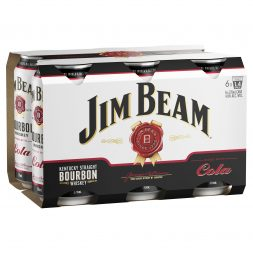 Jim Beam & Cola -
