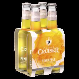 Vodka Cruiser Pineapple -
