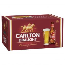 Carlton Draught -