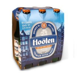 Hooten 6pk Stubbies -