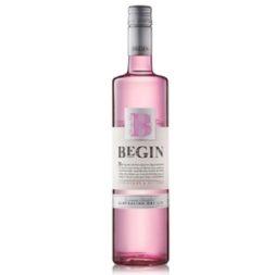 Begin Pink Gin -