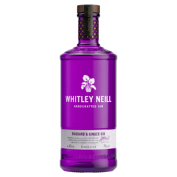 Whitley Neill Rhubarb and Ginger Gin -