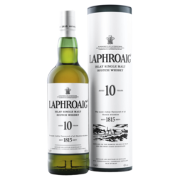 Laphroaig 10YO Scotch Whisky -