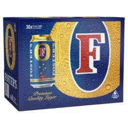 Fosters Lager -