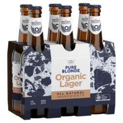 Pure Blonde Organic Lager -