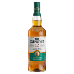 The Glenlivet 12YO Single Malt -