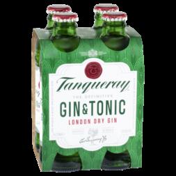 Tanqueray Gin & Tonic -