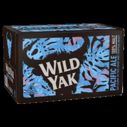 Wild Yak Pacific Ale -