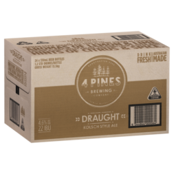 4 Pines Kolsch Draught Ale -