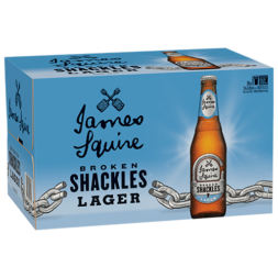 James Squire Broken Shackles -